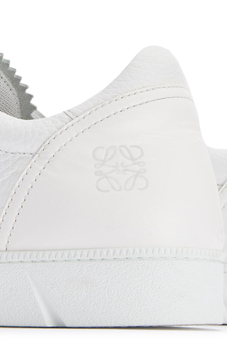 LOEWE Soft sneaker in calf White pdp_rd