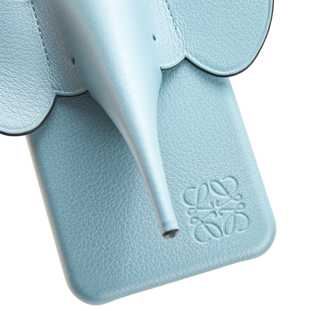 LOEWE Elephant Cover For Iphone X/Xs Light Blue front