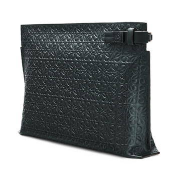 LOEWE Repeat T Pouch Black front