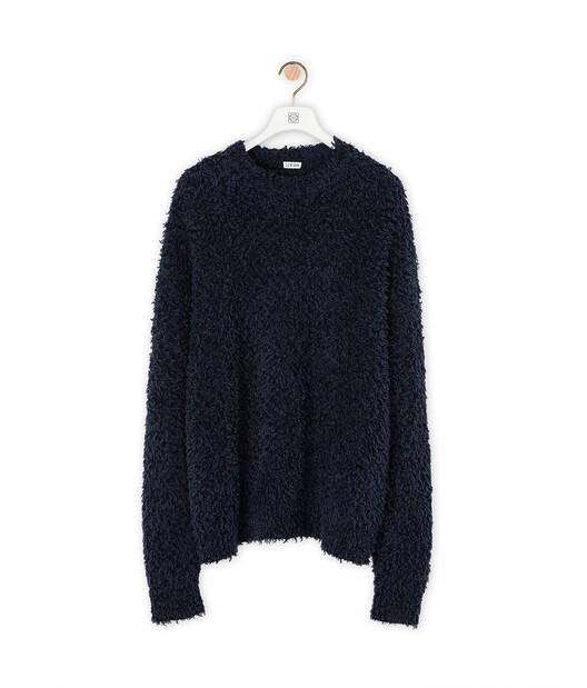 LOEWE Knit Sweater Marino front