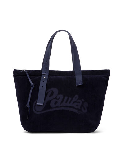LOEWE Tote Paula Large Bag Marine front