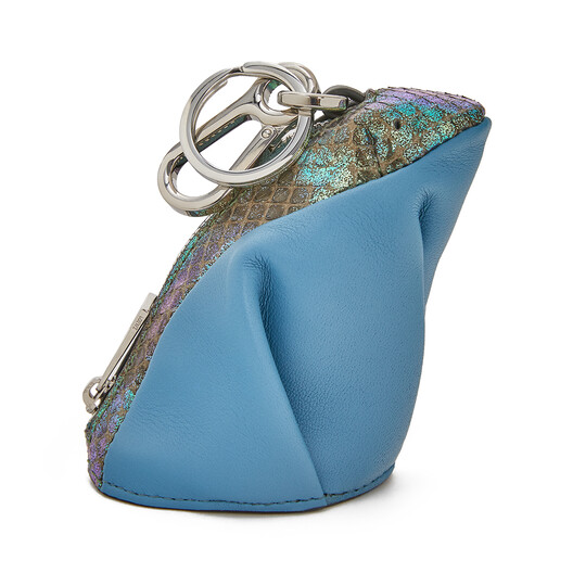 LOEWE Frog Charm Dusty Blue front