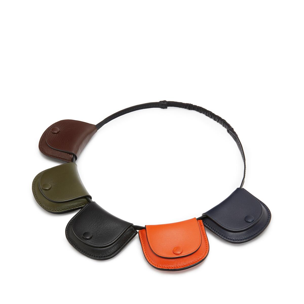 LOEWE Multipocket Headband Multicolor front