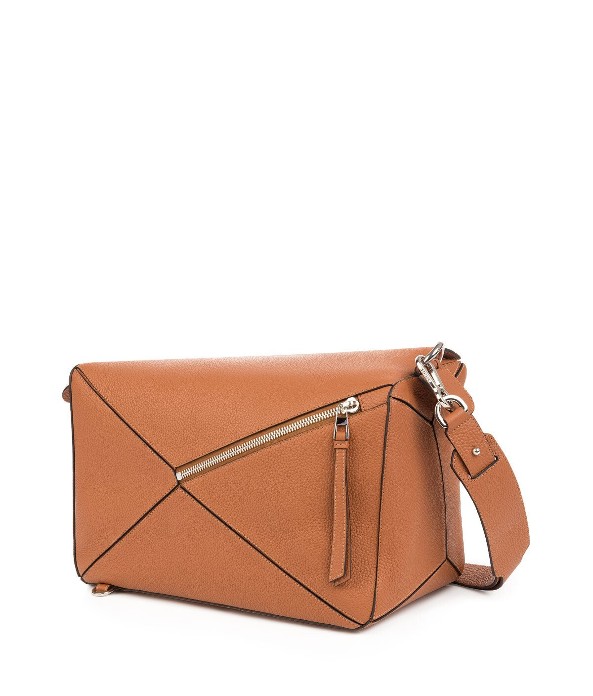 LOEWE Bolso Puzzle Xl Bronceado front