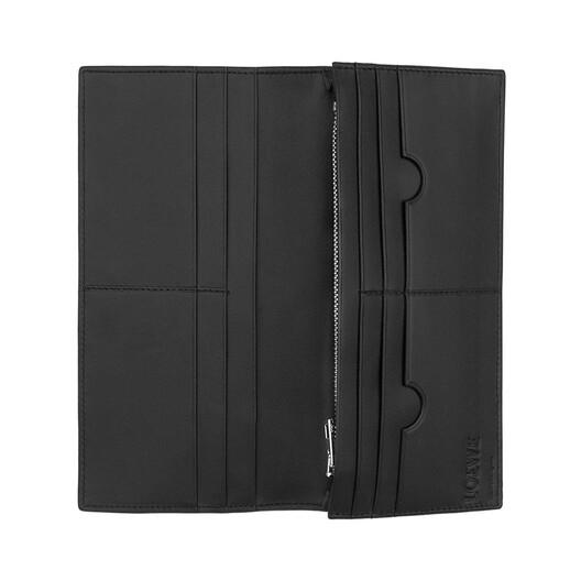 LOEWE Long Horizontal Wallet 黑色 front