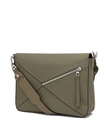 Puzzle Messenger Bag