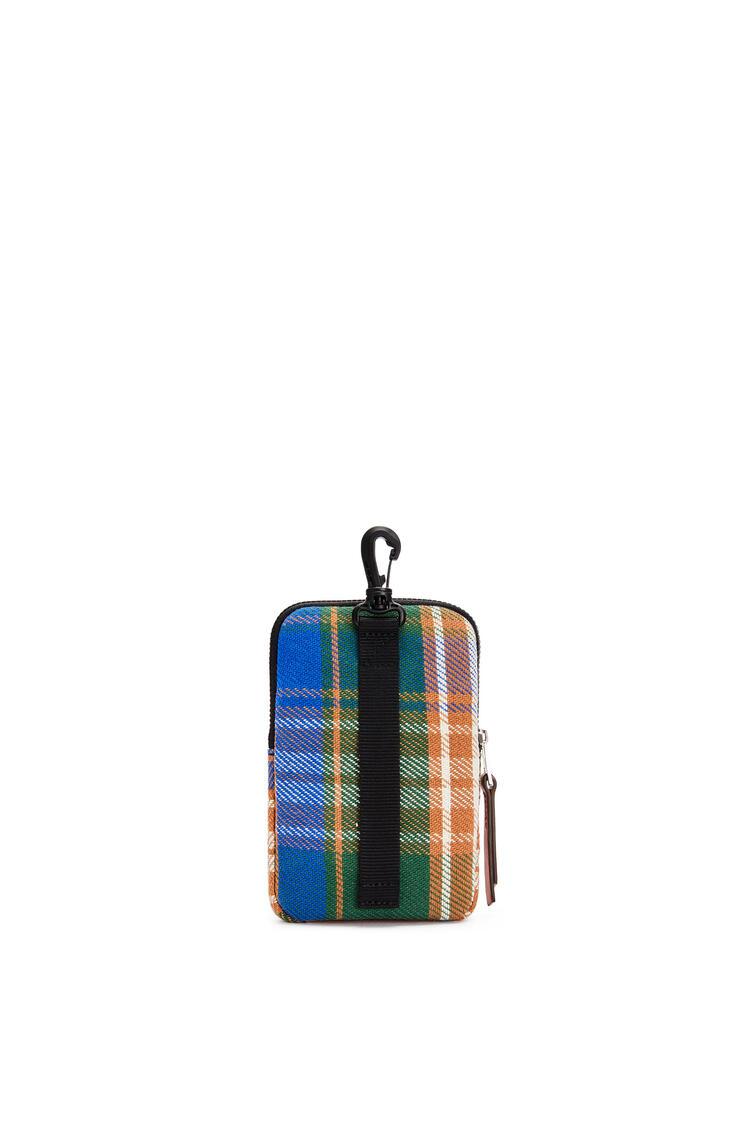 LOEWE Case in tartan Multicolor pdp_rd