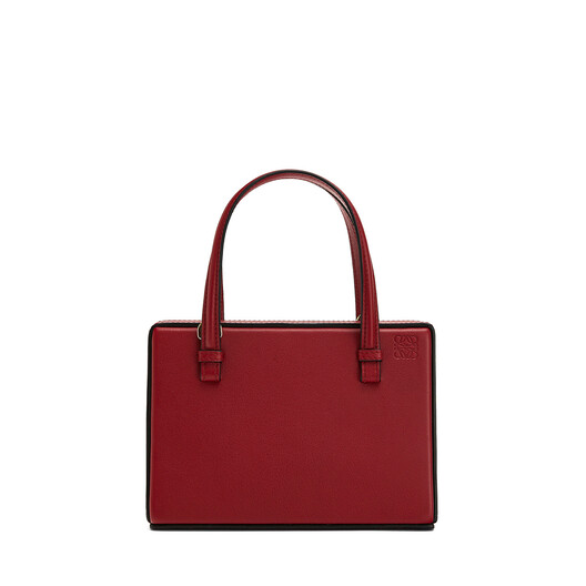 LOEWE Postal Beijing Small Bag Multicolor front