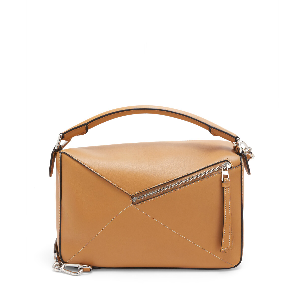 LOEWE Bolso Puzzle Soft Desierto Calido front