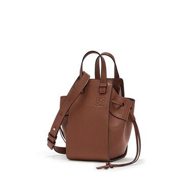 LOEWE Hammock Dw Mini Bag Brunette front