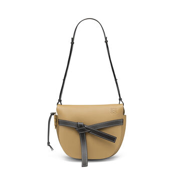 LOEWE Bolso Gate Mocca/Negro front