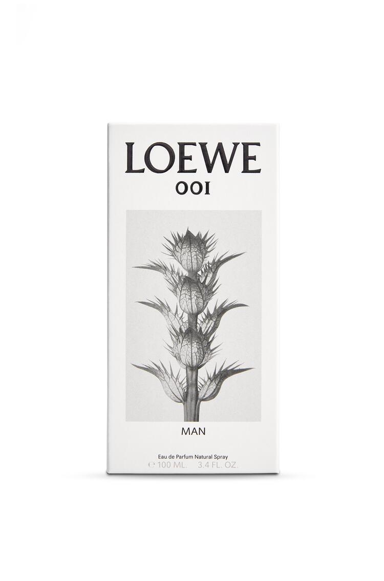 LOEWE ロエベ 001 マン オードゥ パルファン 100Ml  カラーレス pdp_rd