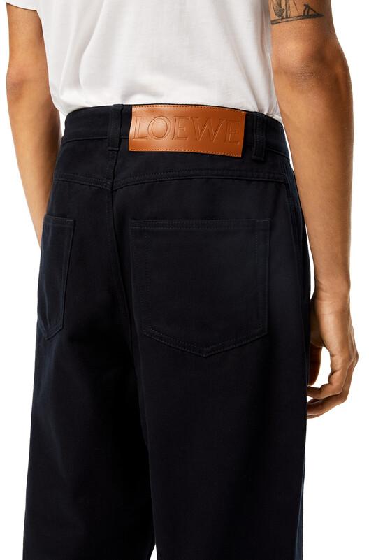 LOEWE Fisherman Trousers ブルー front