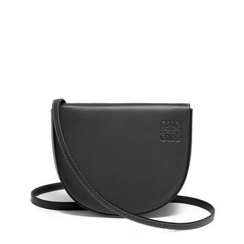 LOEWE Heel Bag 黑色 front