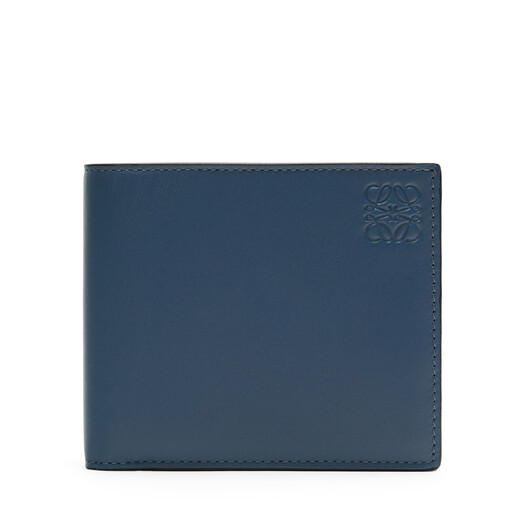 LOEWE Rainbow Bifold Wallet Blue/Multicolor front