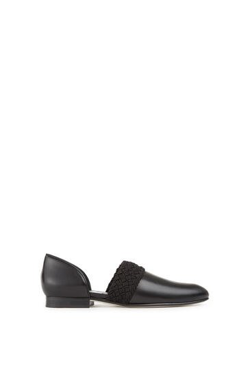 LOEWE Slipper in calfskin Black pdp_rd