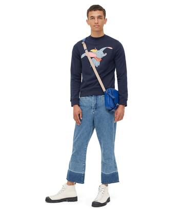 LOEWE Sweatshirt Dumbo Navy Blue front