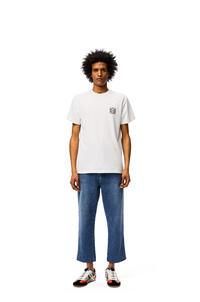 LOEWE Fisherman jeans in denim Blue pdp_rd