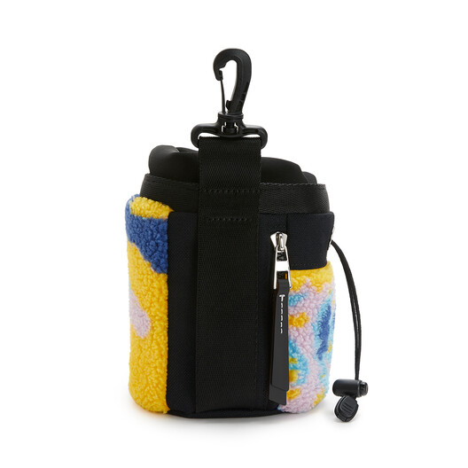 LOEWE Eye/Loewe/Nature Chalk Camo Bag Multicolor front