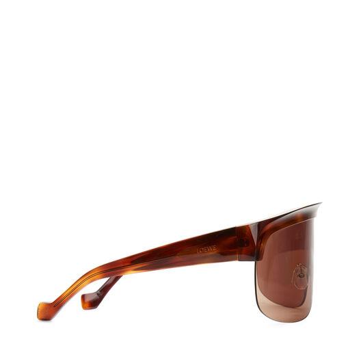 LOEWE Show Sunglasses Light Havana front