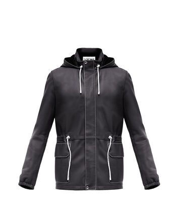 LOEWE Light Hiking Jacket Black front