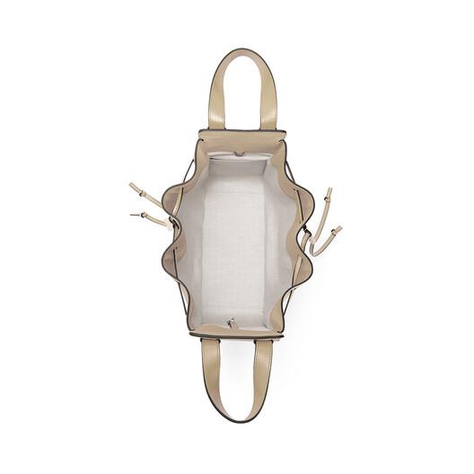 LOEWE ハンモックDWミディアムバッグ Light Oat  front