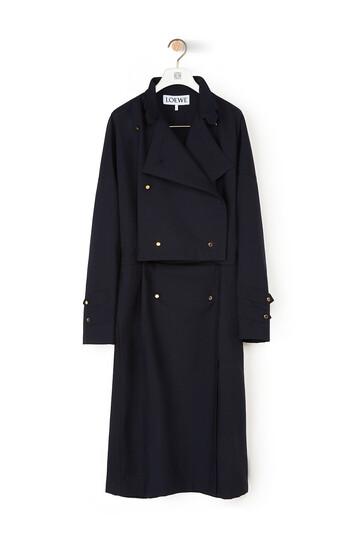LOEWE Db Coat Marino front