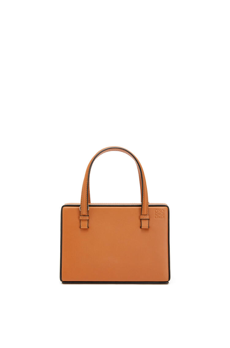 LOEWE Small Postal bag in natural calfskin Tan pdp_rd
