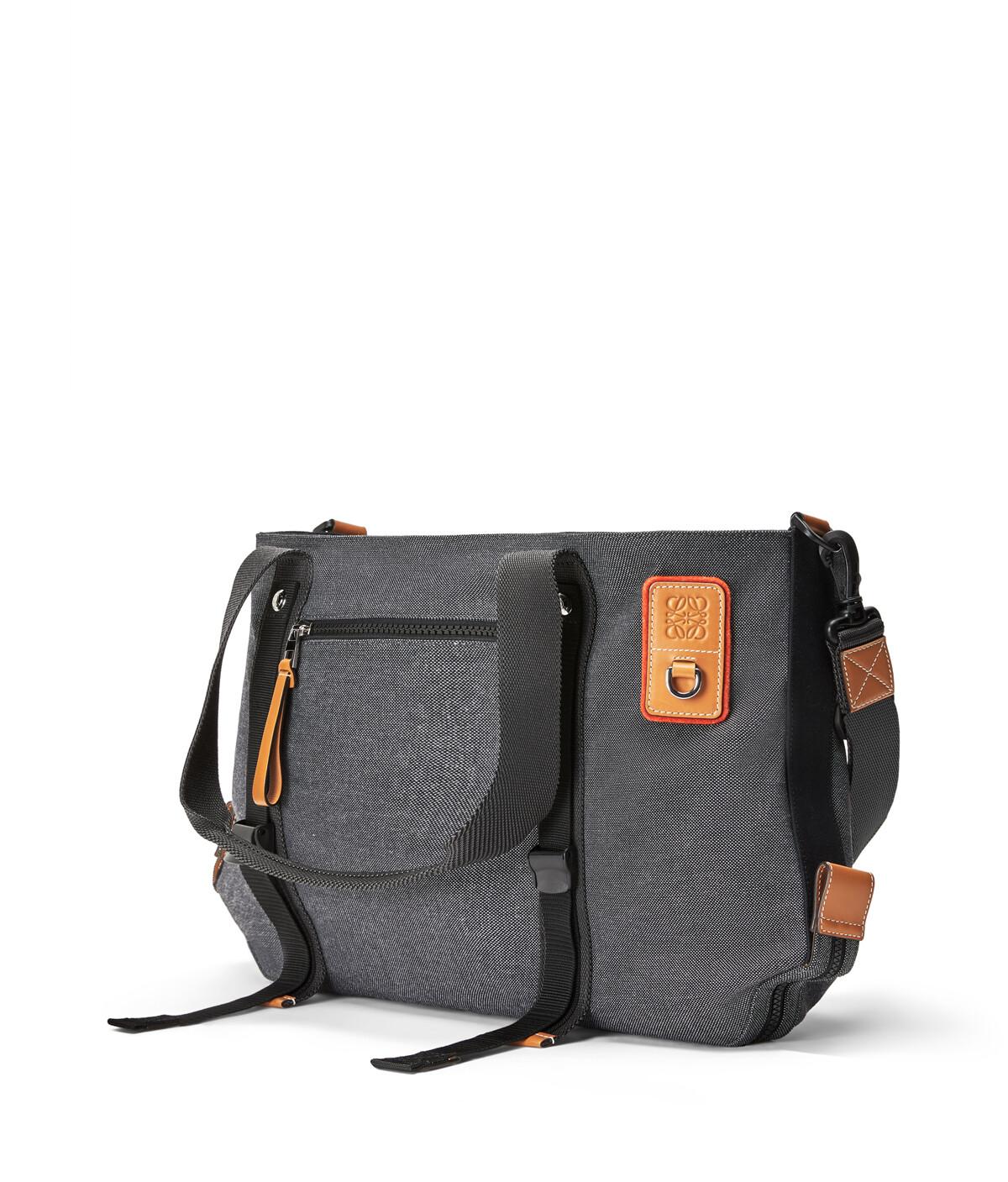 LOEWE Eye/Loewe/Nature Tote Bag 黑色 front