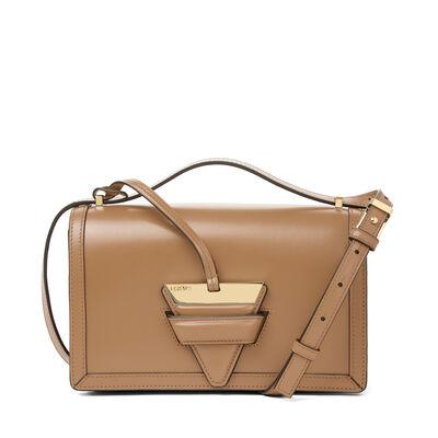 LOEWE Barcelona Bag Mink Color front