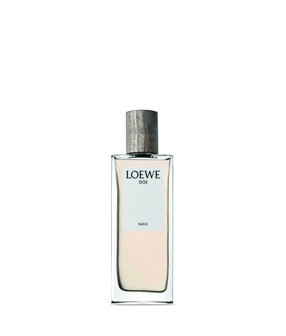 LOEWE Loewe 001 Man Edp 50Ml Sin Color front