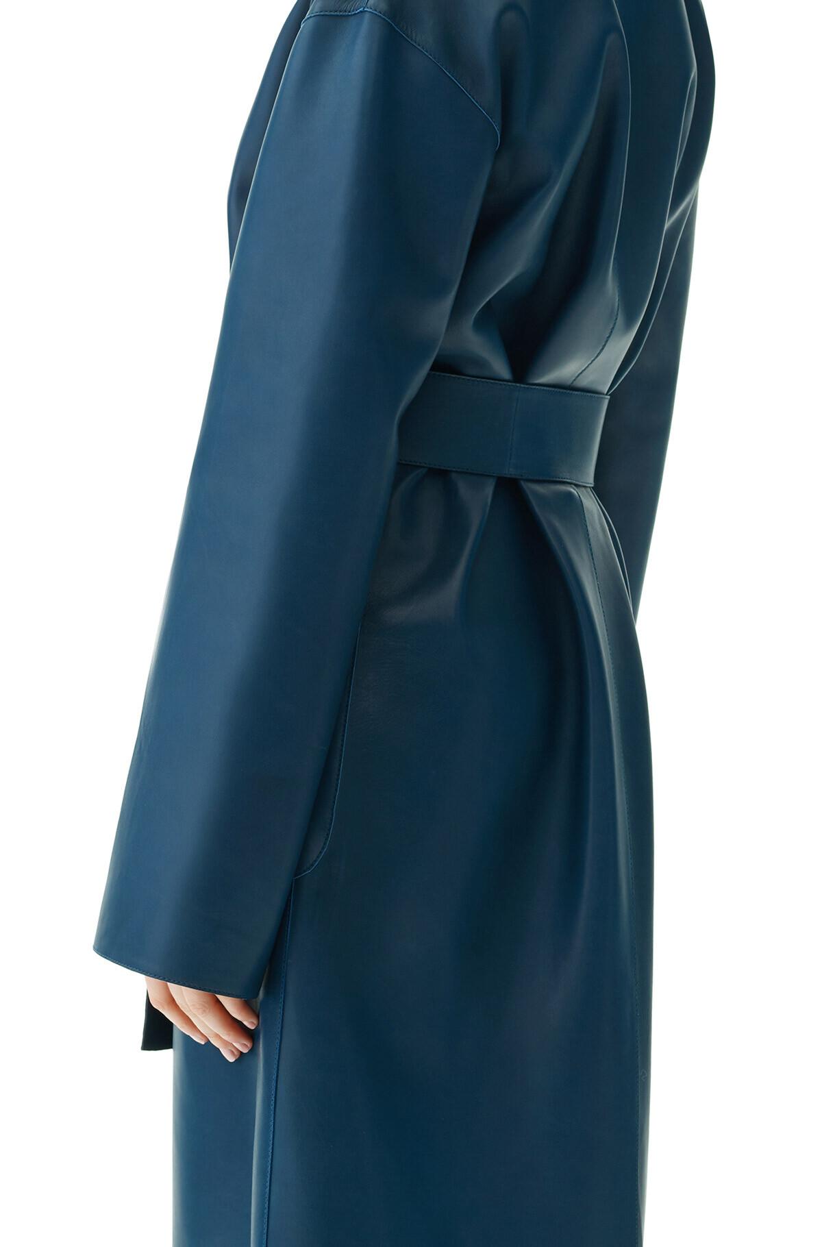 LOEWE Chaqueton Azul Varsity front