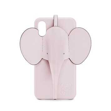 LOEWE Elephant Cover For Iphone X/Xs Icy Pink front