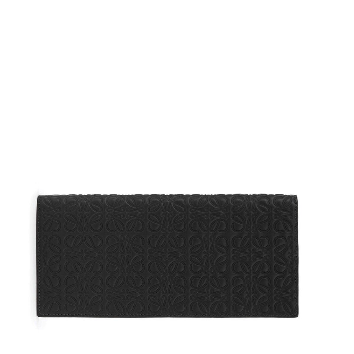 LOEWE Long Horizontal Wallet Black all