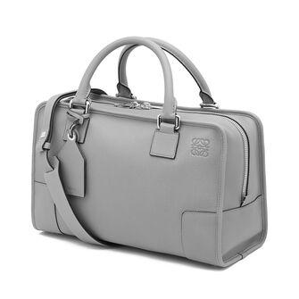 LOEWE Amazona Bag Smoke Grey front