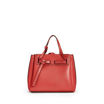 LOEWE Lazo Mini Bag Rouge front