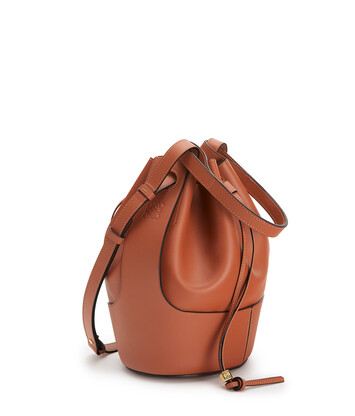 LOEWE Balloon Large Bag Tan front