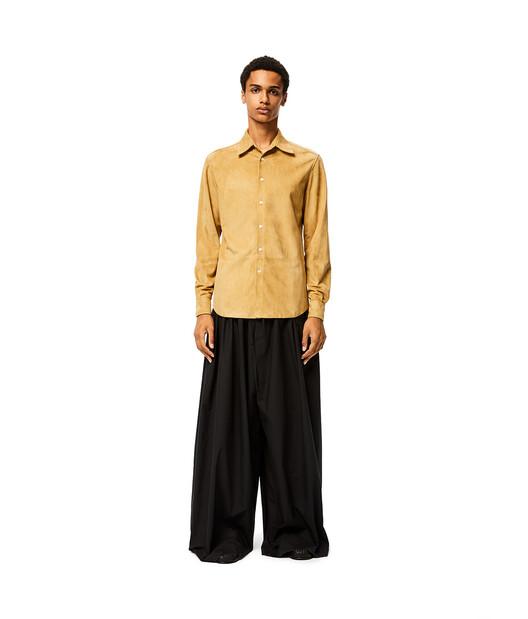 LOEWE Shirt Gold front