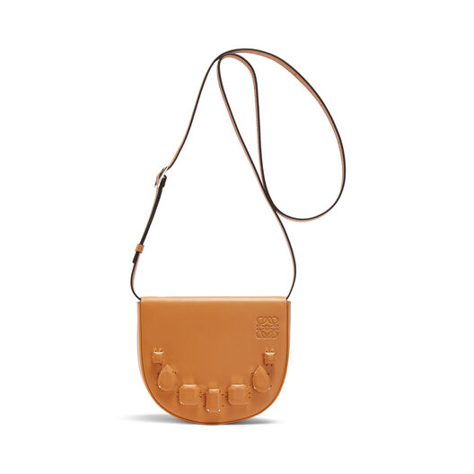 LOEWE Heel Mini Bag Jeweled Amber all