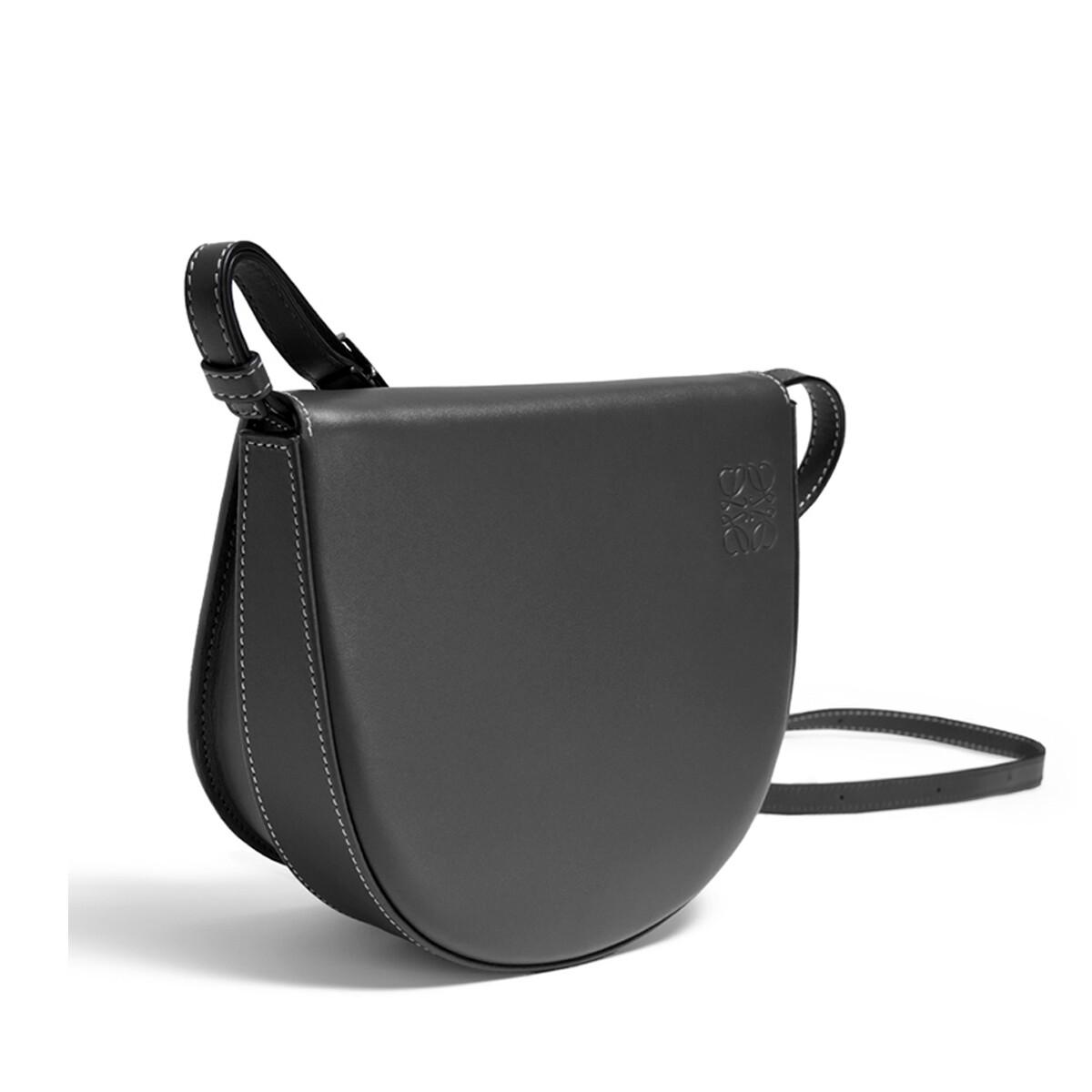 LOEWE Heel Bag Black front