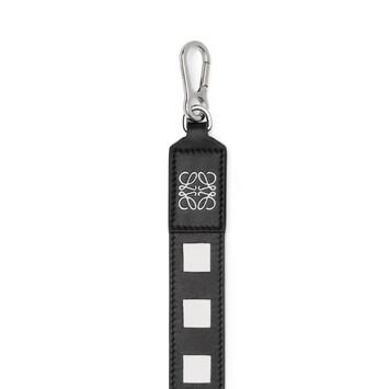 LOEWE Grid Strap Black/White front