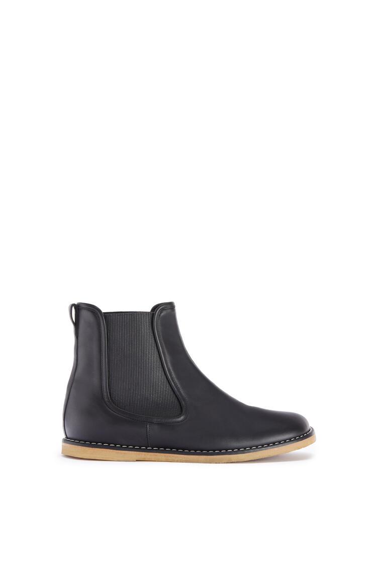 LOEWE Chelsea boot in calf Black pdp_rd