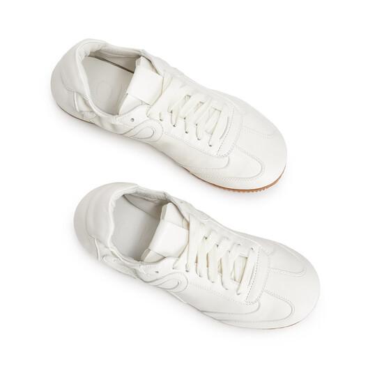 LOEWE Ballet Runner Soft White front