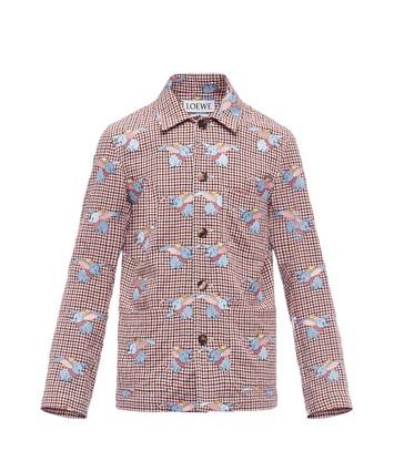 LOEWE Jacket Dumbo Multicolor front
