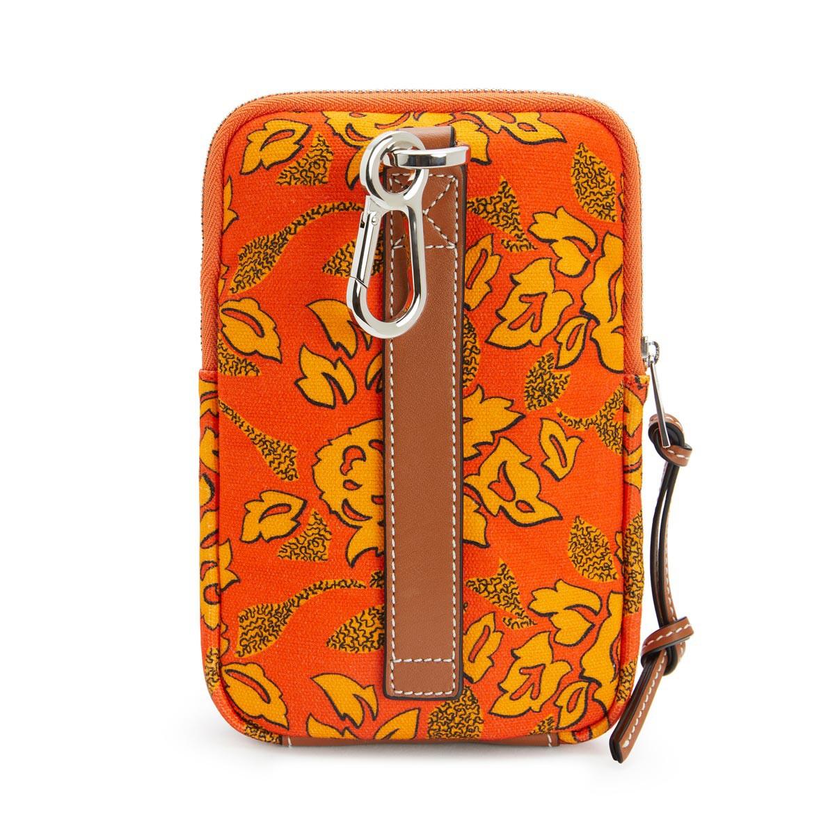 LOEWE Paula Case Orange front