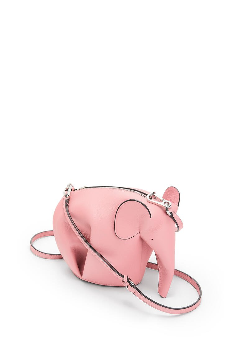 LOEWE Mini Elephant bag in classic calfskin Candy pdp_rd