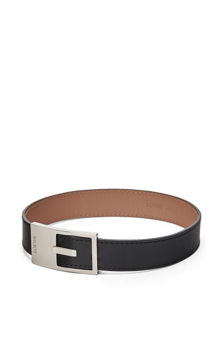 LOEWE Buckle Bracelet Black pdp_rd