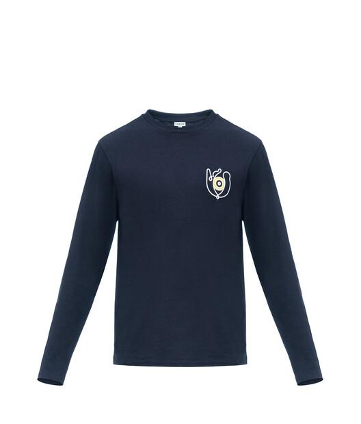 Long Sleeve T-Shirt Loewe Eye