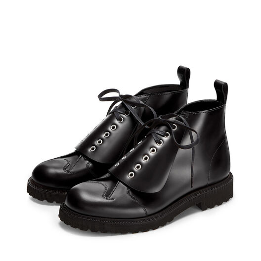 LOEWE Lace Up Boot 黑色 all