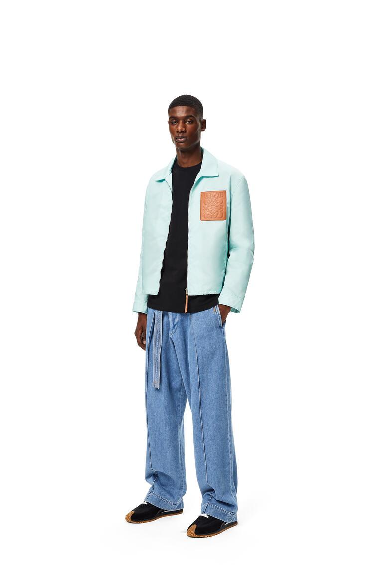 LOEWE Easter Island zip jacket Light Grey/Multicolor pdp_rd
